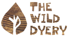 The Wild Dyery - a Celebration of Botanical Colour curated by textile and surface pattern designer, Justine Aldersey-Williams