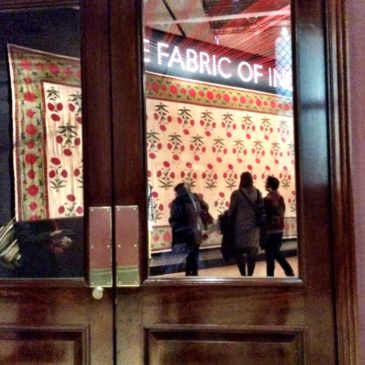 Exhibition: The Fabric of India