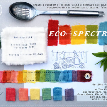 New Date for Eco-Spectrum workshop