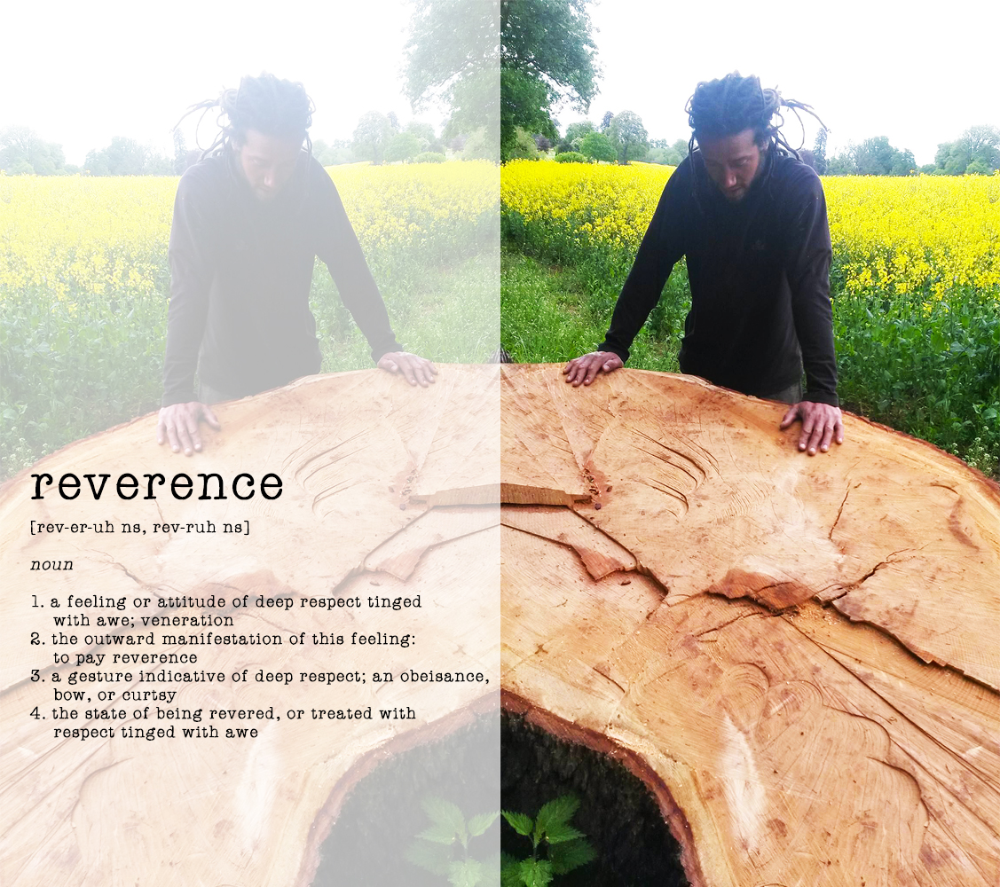marcus drummond green wood worker reverence