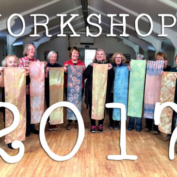 live workshop schedule 2017