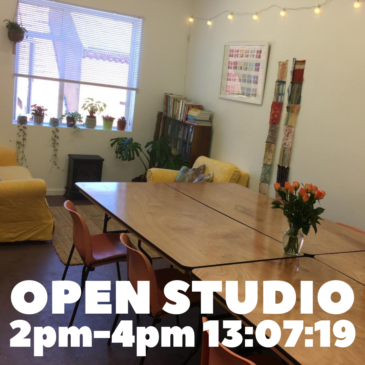 Announcing New Studio and Summer Workshops